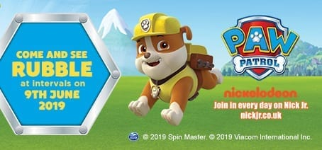 PAW Patrol - come and see Rubble