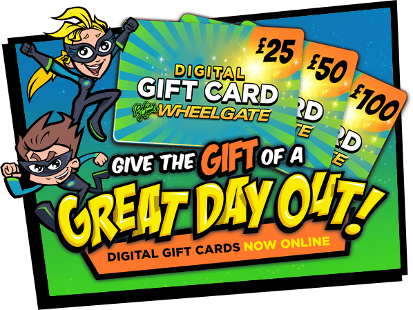 WG gift card home
